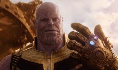 Avengers: Infinity War, Avengers 4, Thanos