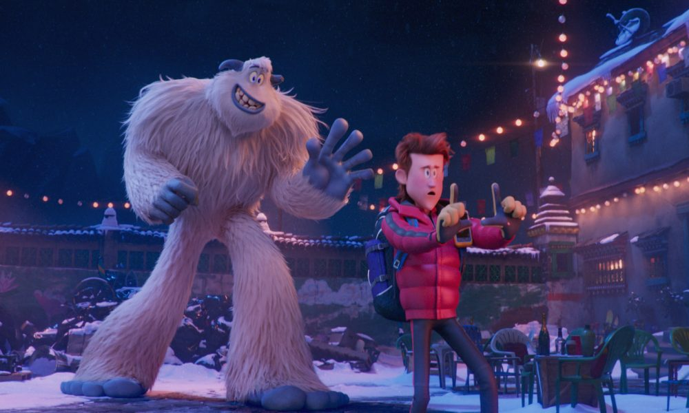 Smallfoot: 40 Hi-Res Stills From Channing Tatum's Animated Yeti Movie
