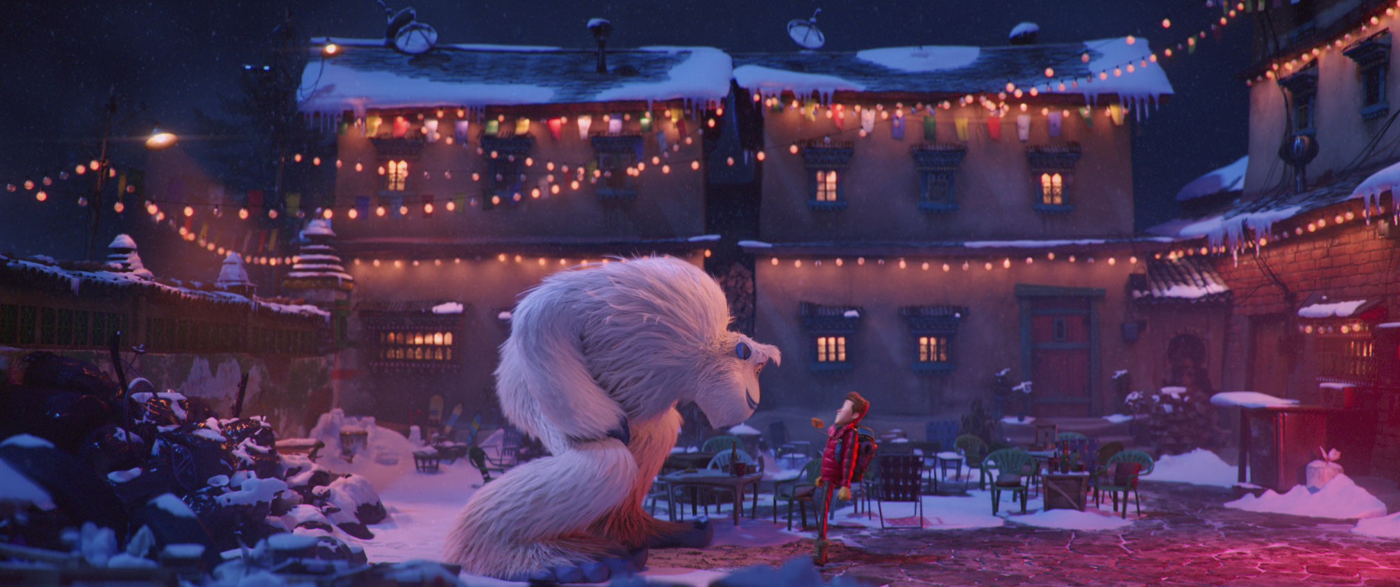 Smallfoot HiRes Stills From Channing Tatum 39 s Animated