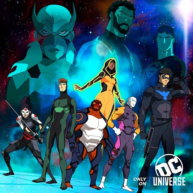 Young Justice Outsiders