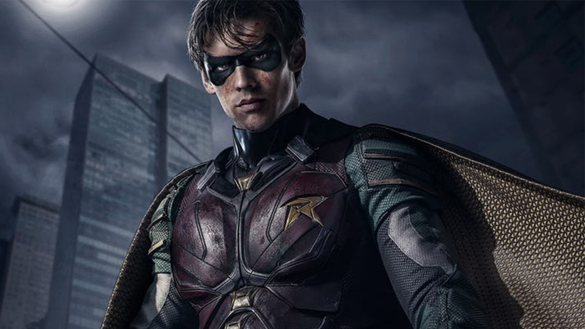 Batman's Sidekick Robin Is Intense in This Violent Trailer for DC's