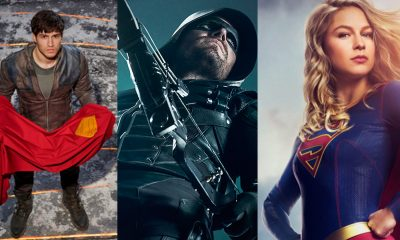 Krypton, Supergirl, Arrow