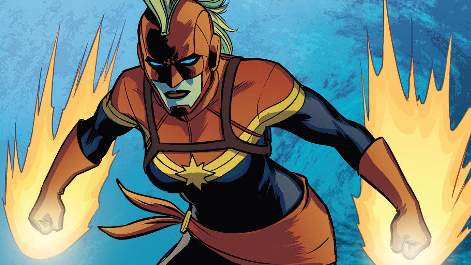 Captain Marvel, Avengers 4