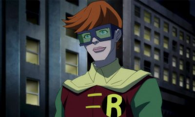 The Batman, Robin, Carrie Kelley, Zack Snyder