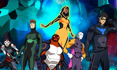 Young Justice: Outsiders, Aquaman