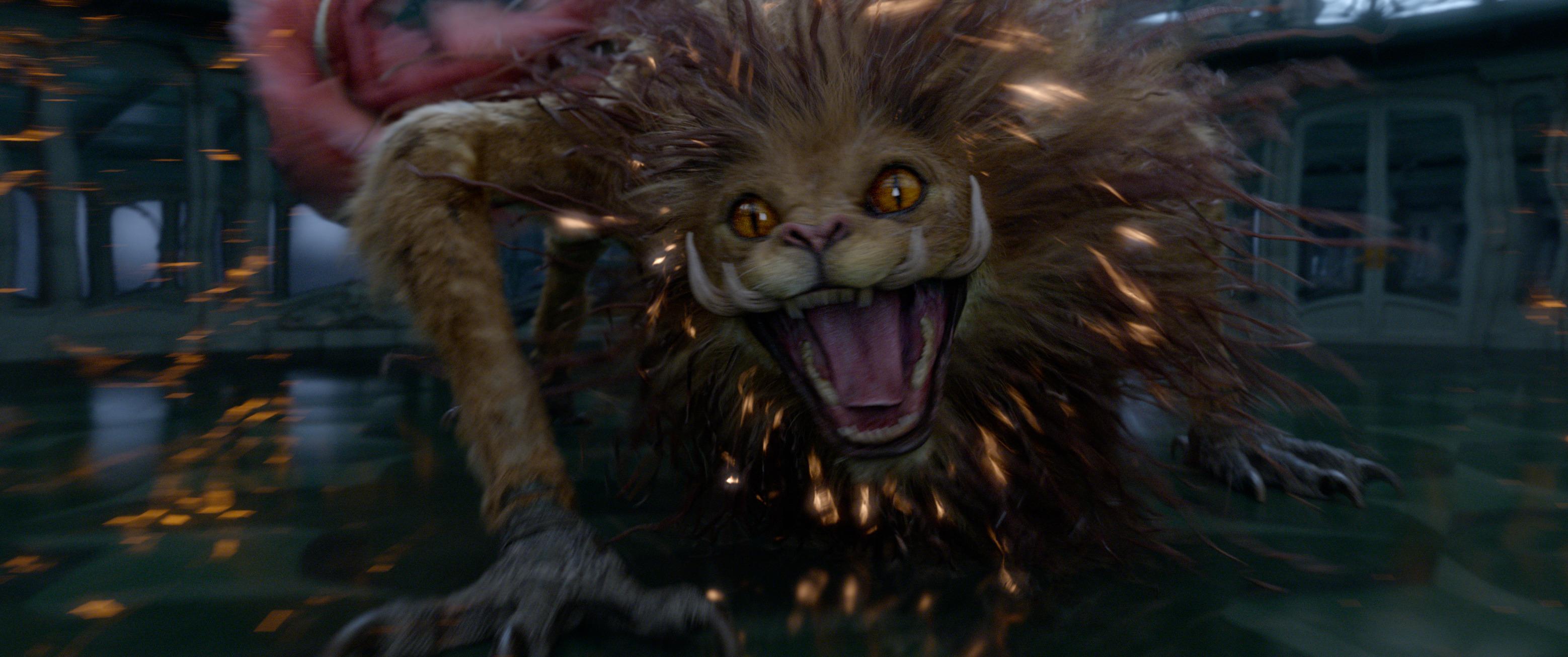 Resultado de imagem para creatures in crimes of grindelwald