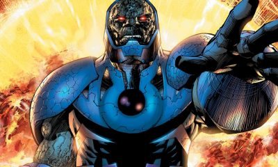 DC's New Gods, Darkseid, Justice League,