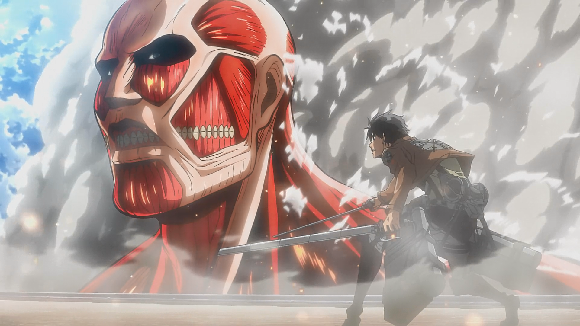 It Movie Director Andy Muschietti Bags Attack On Titan Live Action