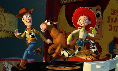 Toy Story, Woody, The Incredibles 2