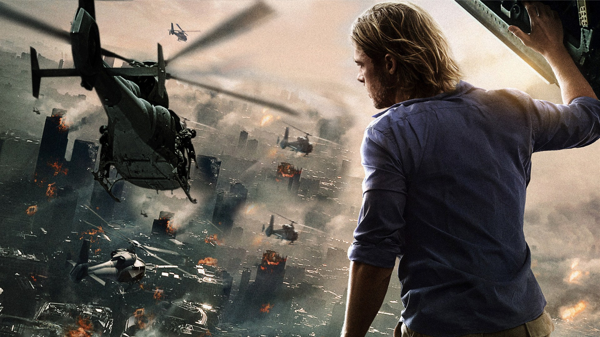 World War Z 2 Filming In Late March, Working Title & Filming