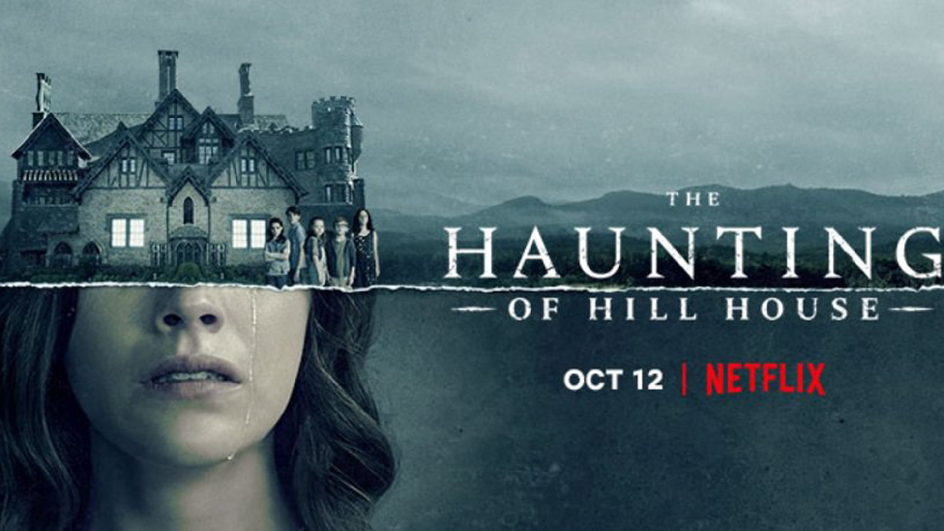 Image result for netflix the haunting of hill house