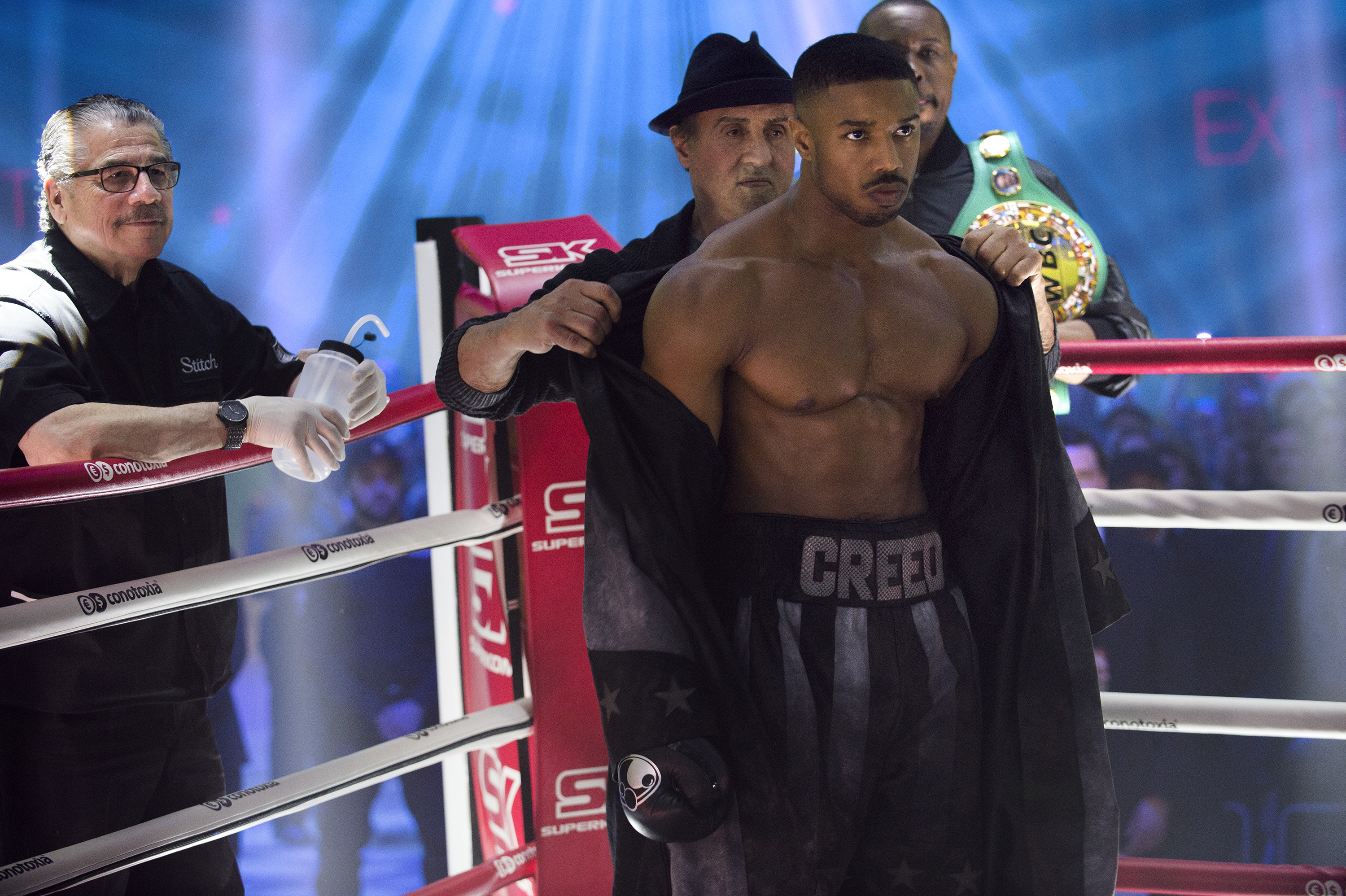 b2cdeae1d59 Creed 2: New Photos Of Michael B. Jordan's Adonis In The Ring