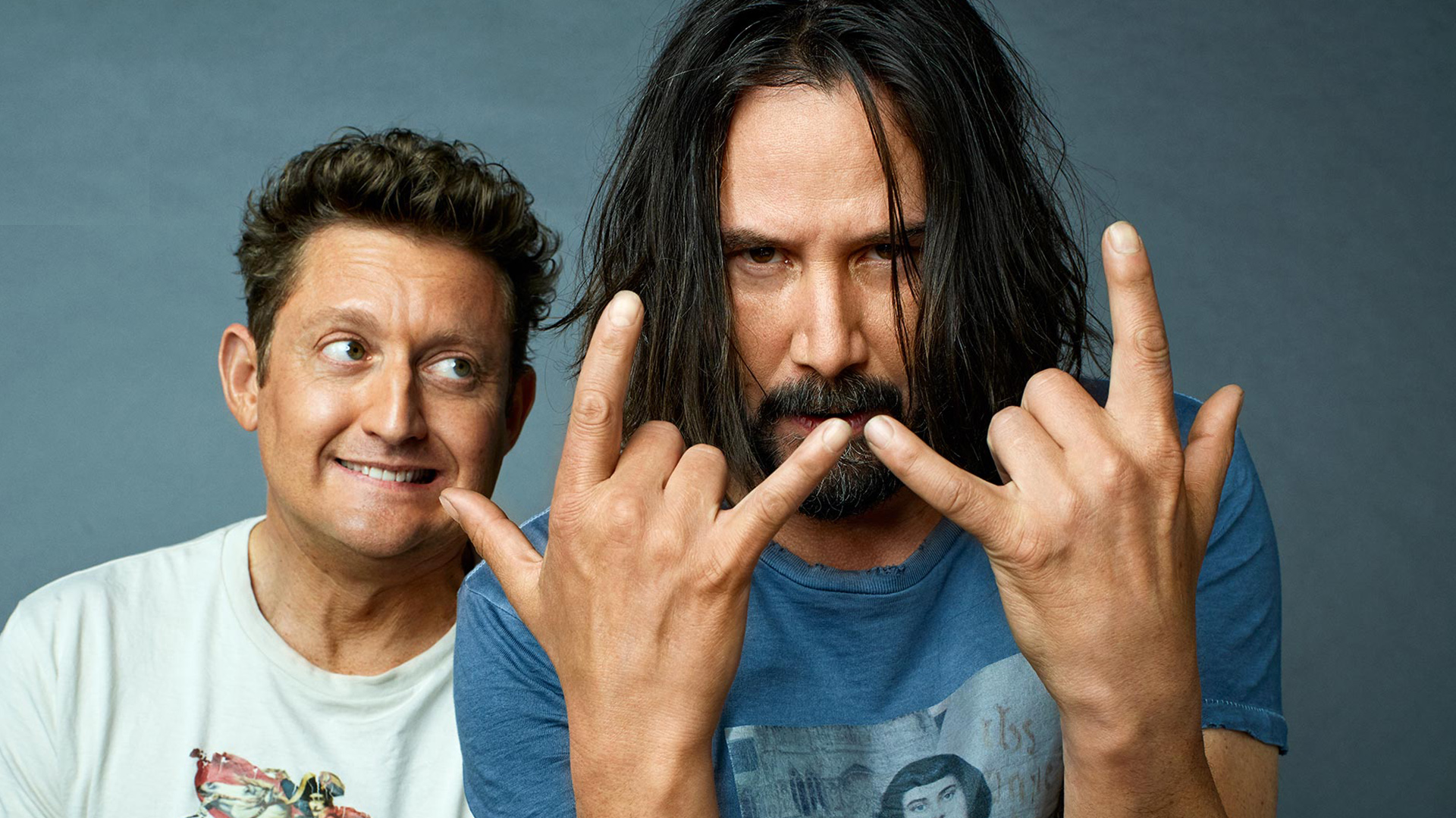 Bill and Ted Face the Music, Bill And Ted 3
