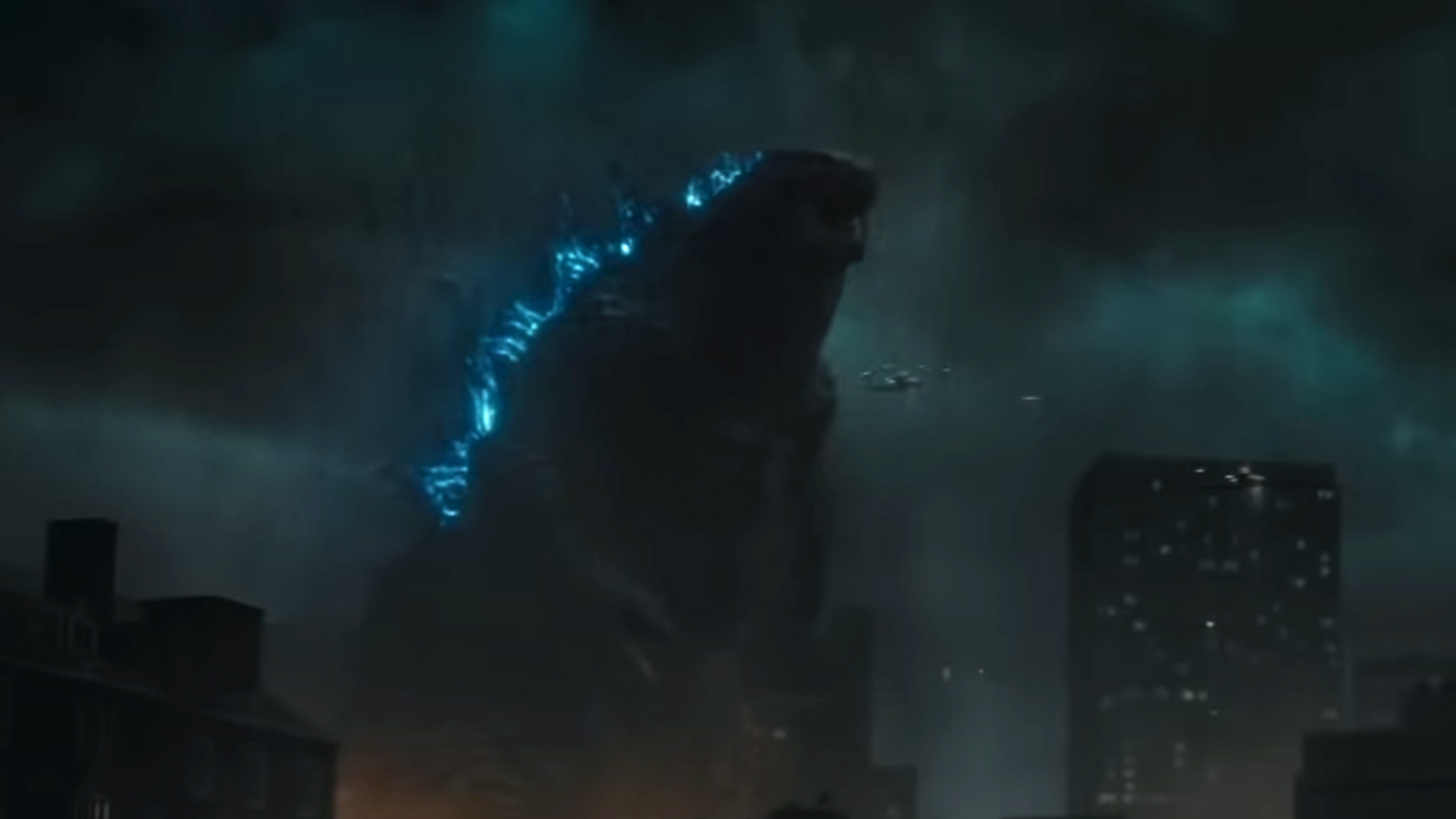 Godzilla King Of The Monsters New Hi Res Still Of The Mighty