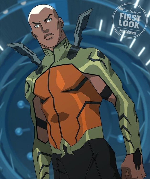 New Young Justice: Outsiders