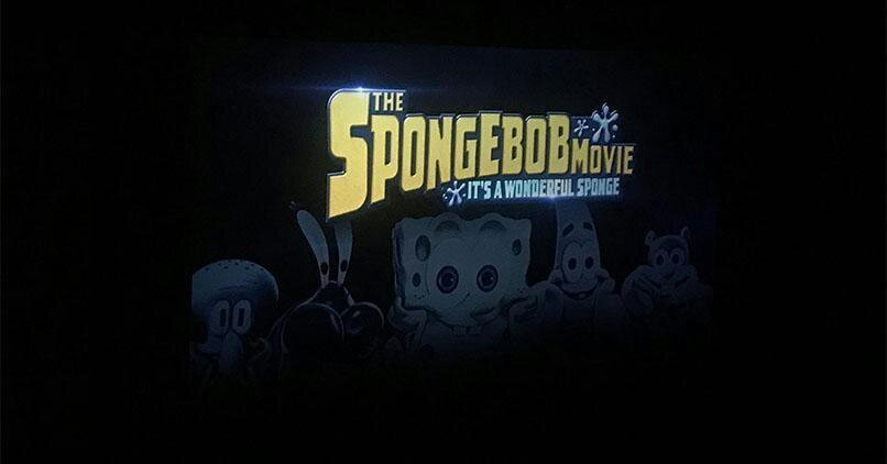 The Spongebob Movie: It's a Wonderful Sponge