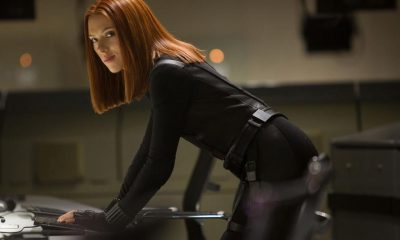 Spider-Man: Far From Home, Black Widow