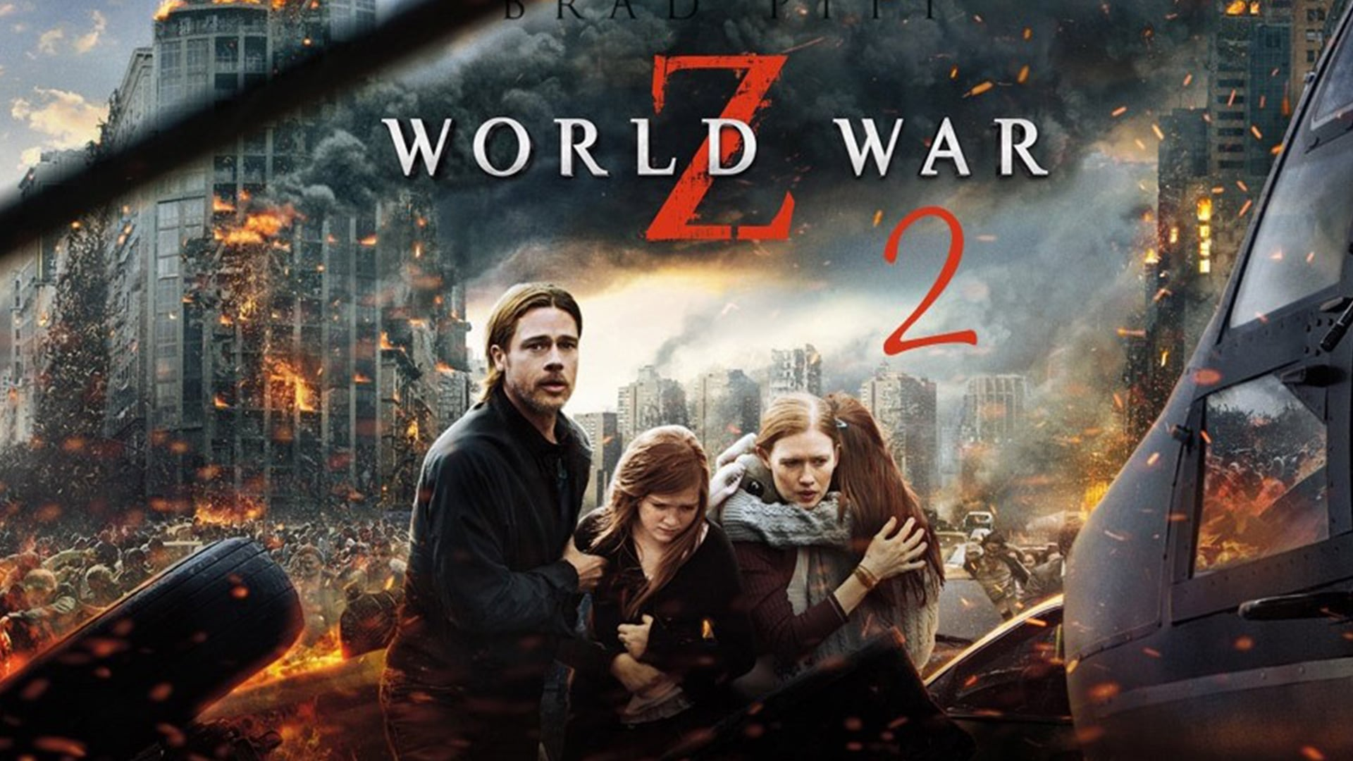 UPDATE] David Fincher's 'World War Z 2' Reportedly Starts