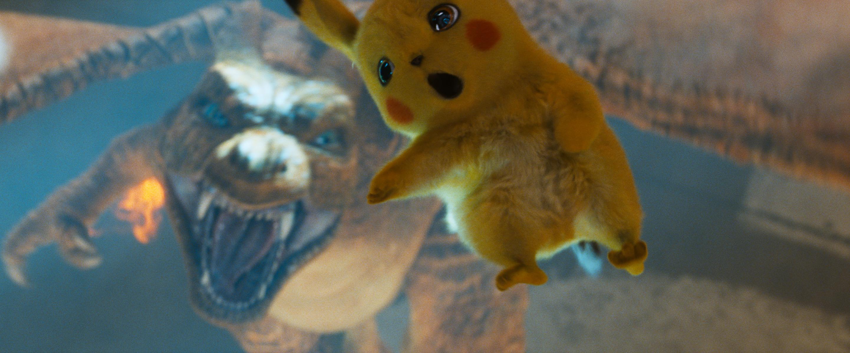 Detective Pikachu: 35 New Hi-Res Stills Of Various Pokemon, First ...