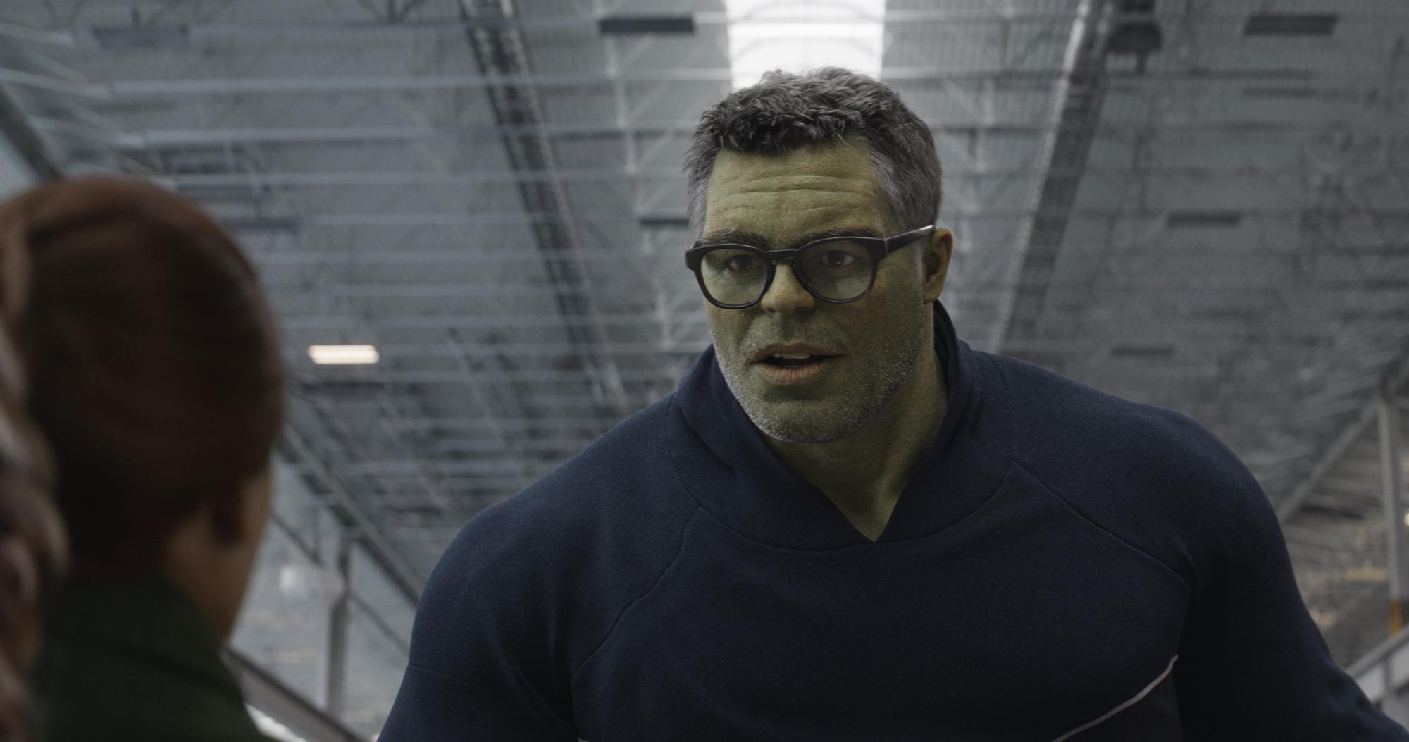 Avengers: Endgame, Smart Hulk