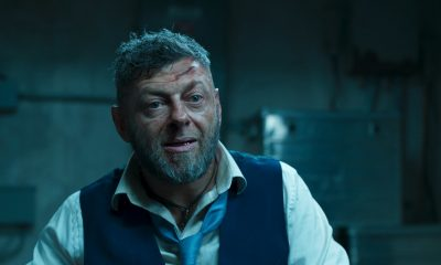 Andy Serkis, The Batman, Black Panther