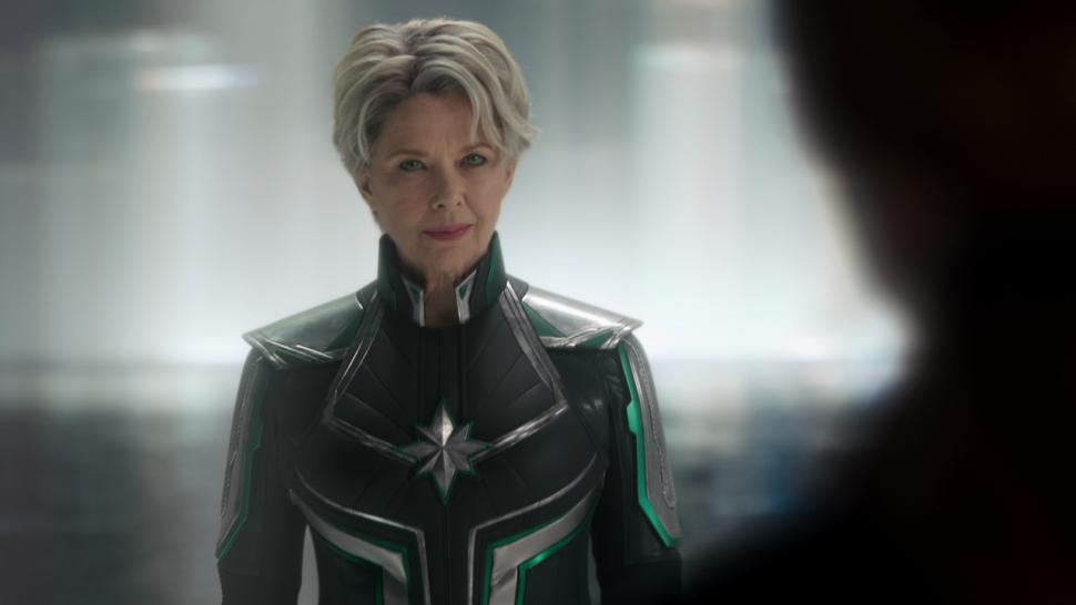 Captain Marvel, Annette Bening