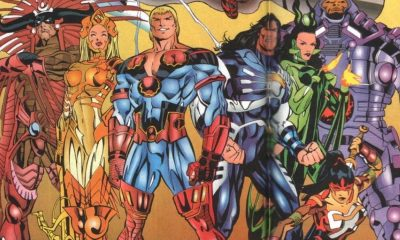 Marvel's The Eternals, The Eternals