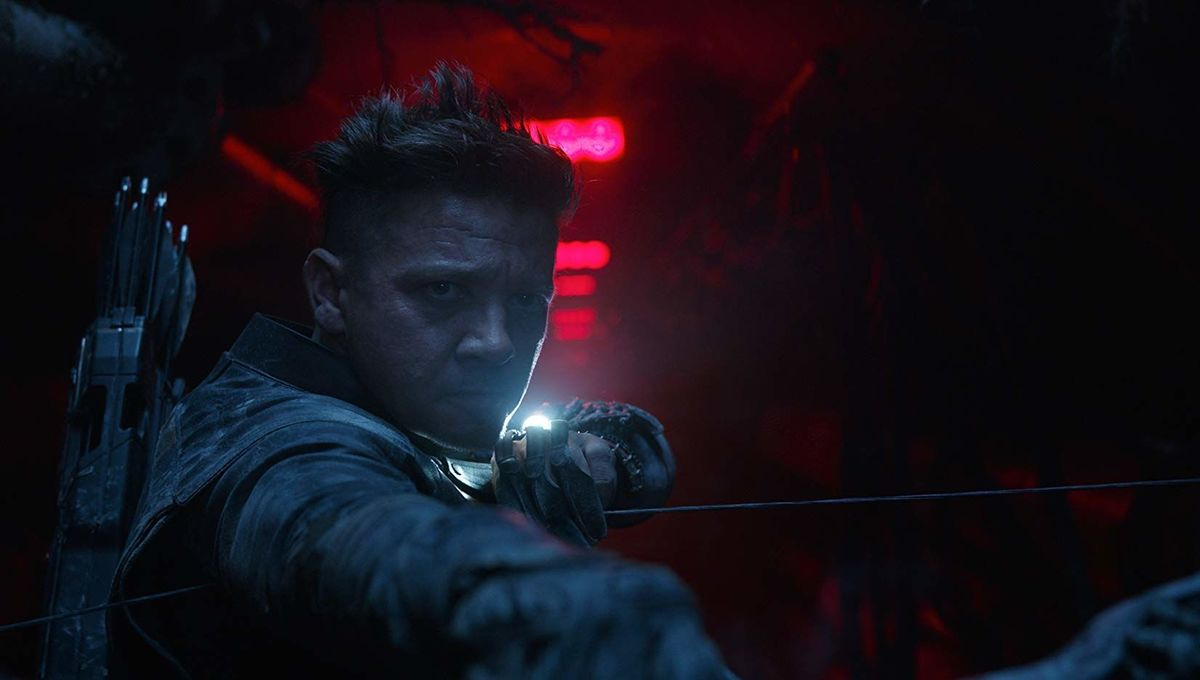 Hawkeye, Avengers: Endgame, Ronin