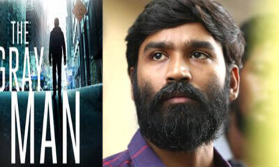 The Gray Man, Dhanush